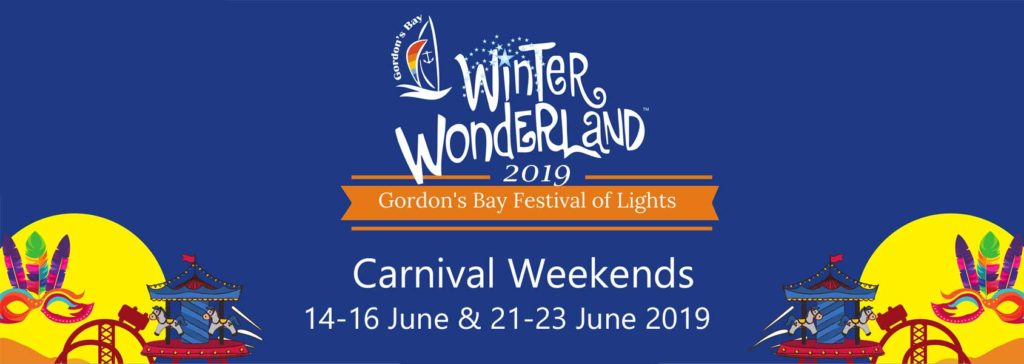 Winter Wonderland Festival in Gordon's Bay
