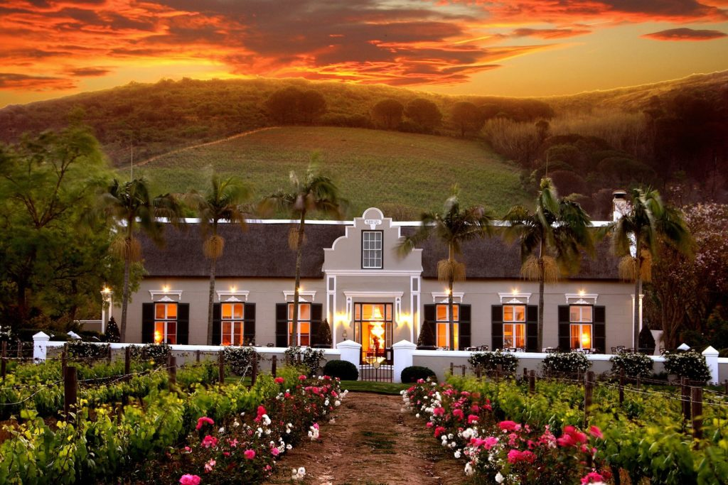 New lease on life for Grande Roche Hotel