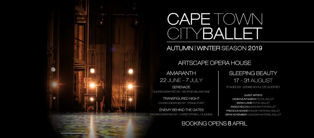 Cape Town City Ballet's Captivating Winter Season