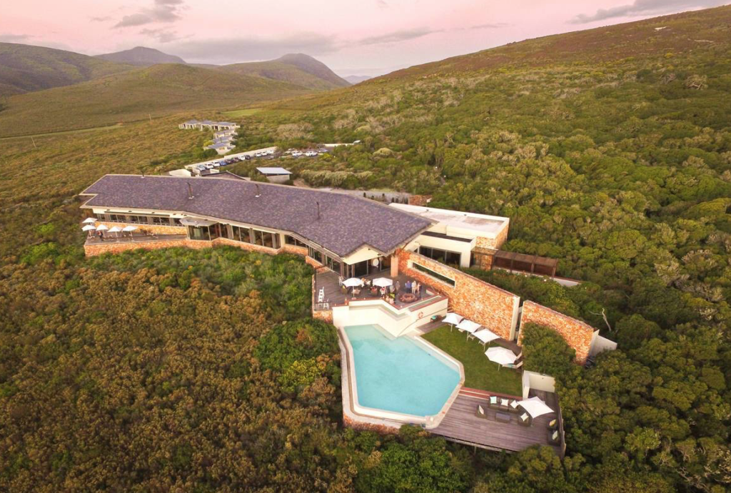 Grootbos Forest Lodge wins international award