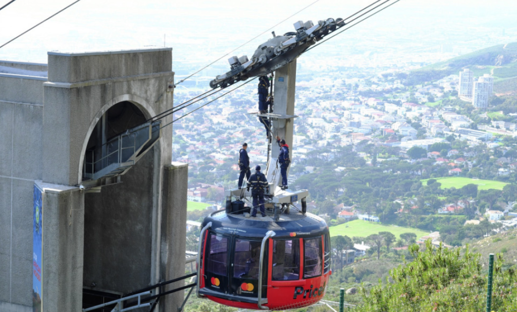 Cableway to close for six weeks