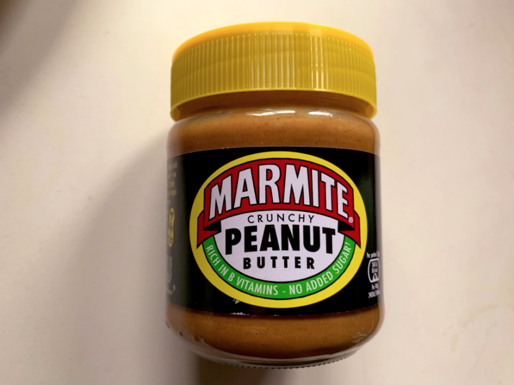 Marmite and peanut butter: Yay or nay?