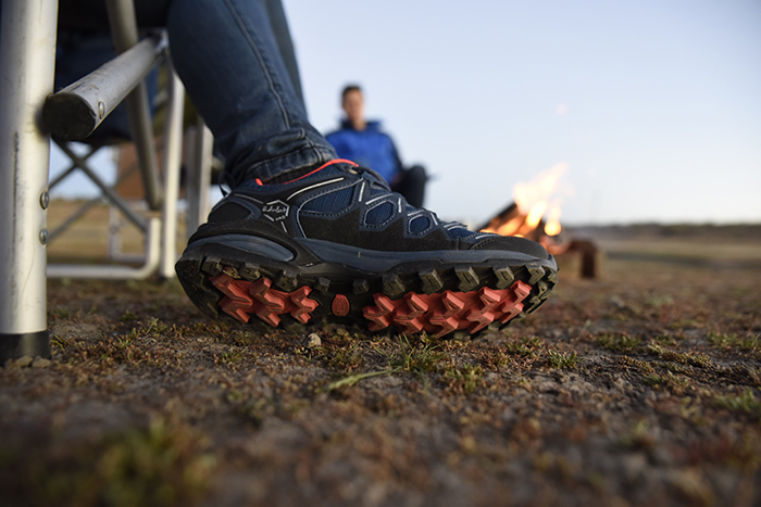 A shoe for all seasons and terrains
