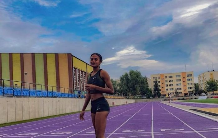 Cape Town runner sprints to top spot in SA