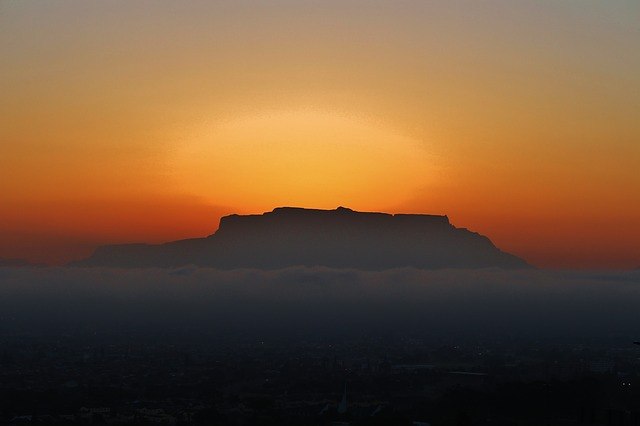You can't beat a Cape Town sunset or sunrise