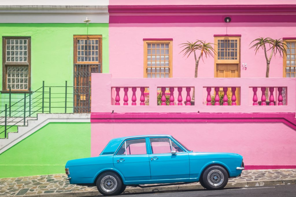 19 Heritage sites for Bo-Kaap
