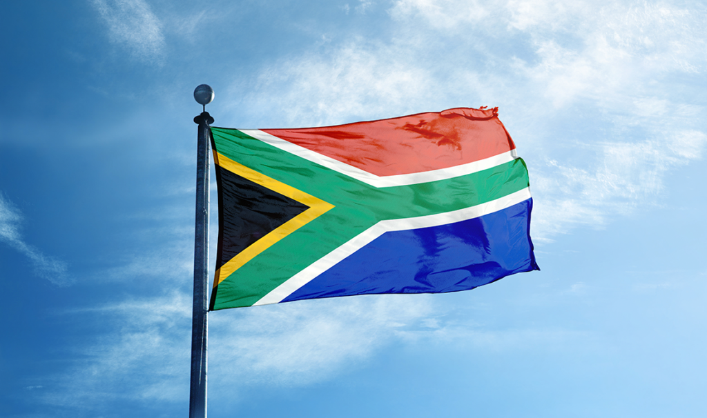 Designer of SA flag passes away