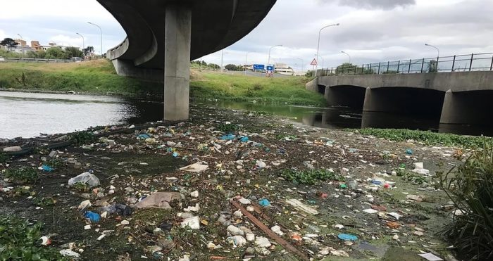 Petition to stop waste polluting Cape Town waters