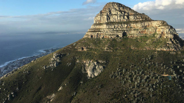 Body recovered from Lion's Head