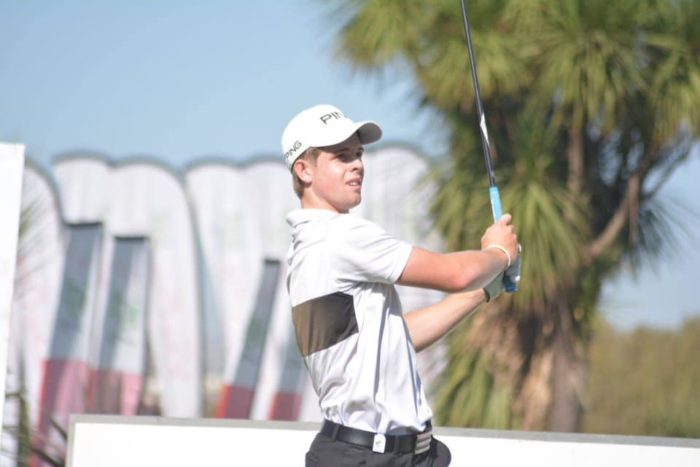 Mossel Bay golfer takes home title in Ireland