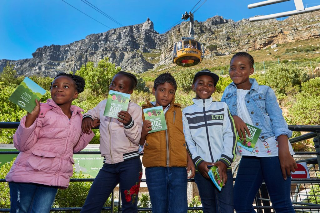 Cableway offers 3-for-1 kids special