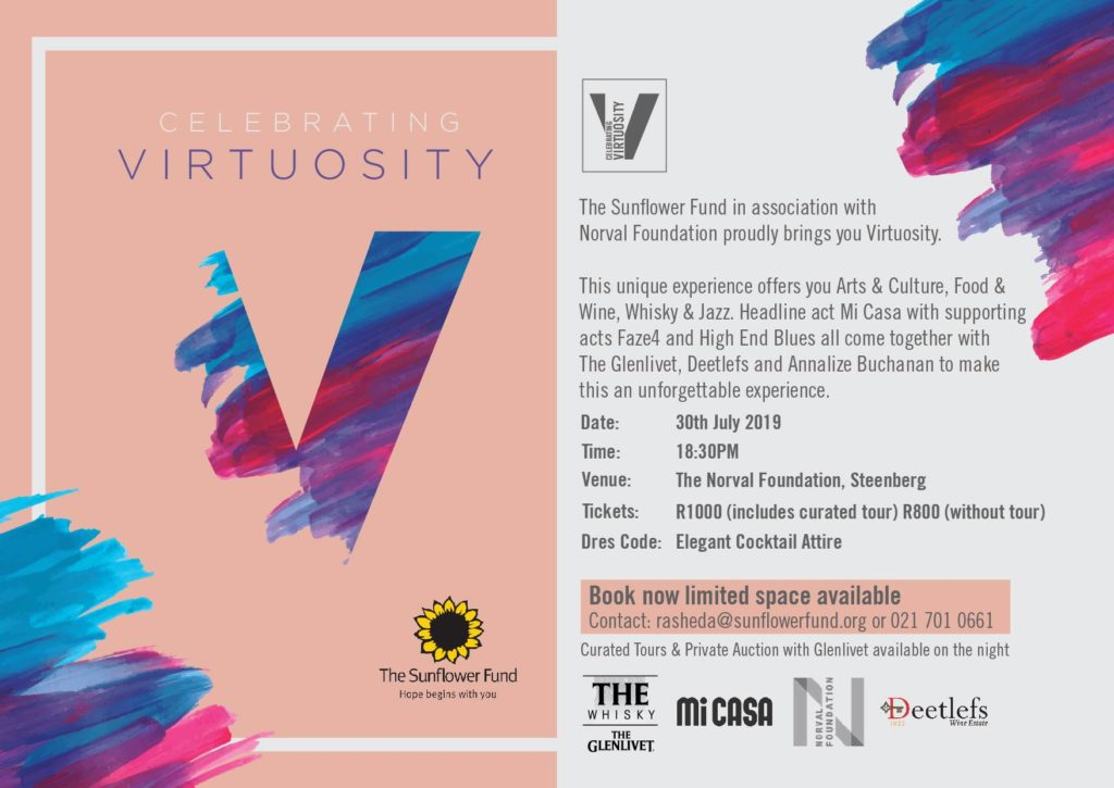 Virtuosity at the Norval Foundation