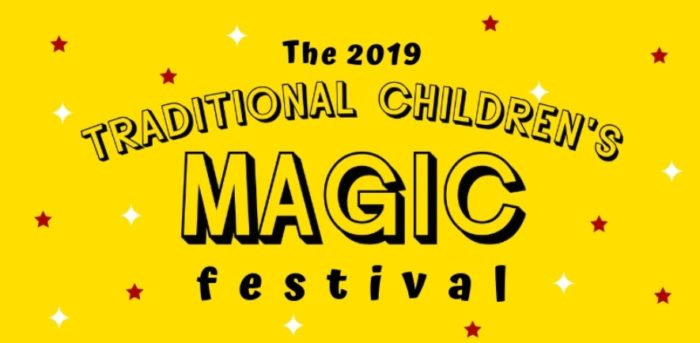 The Traditional Children's Magic Festival