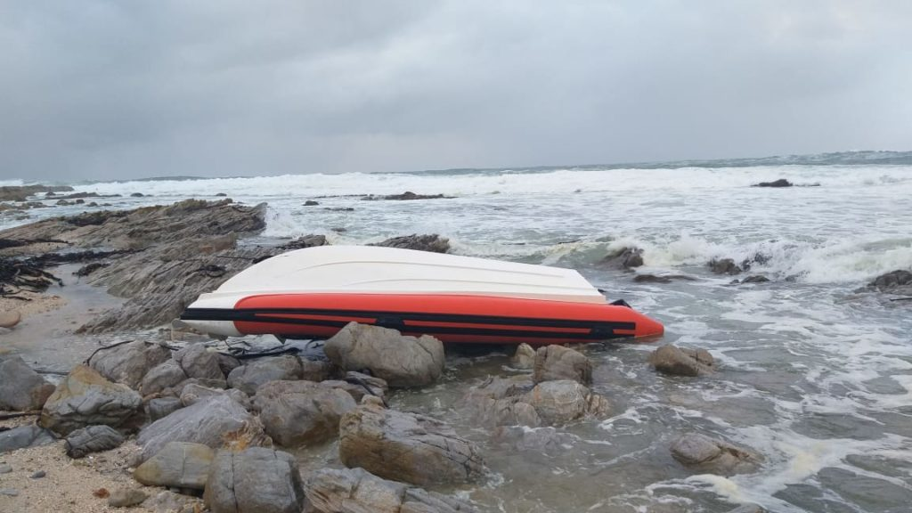 Fisherman drowns after boat capsizes