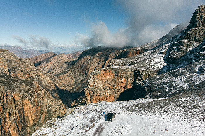 Get ready for a snowy weekend Western Cape