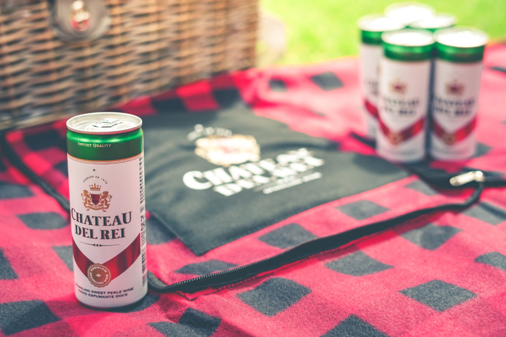 WIN: One of 5 Chateau Del Rei Hampers