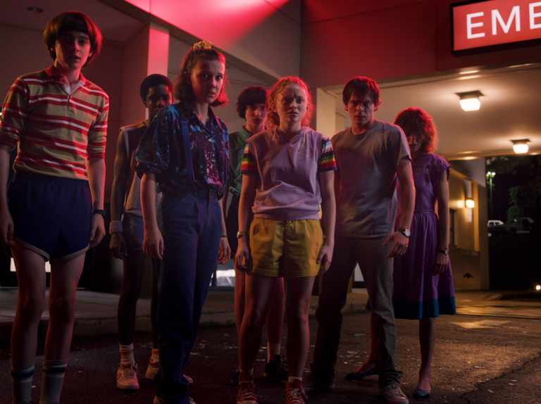 Stranger Things returns for third season