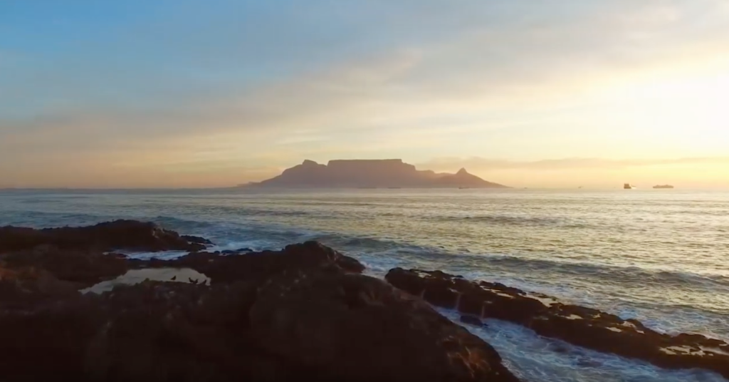 Cape Town's winter song