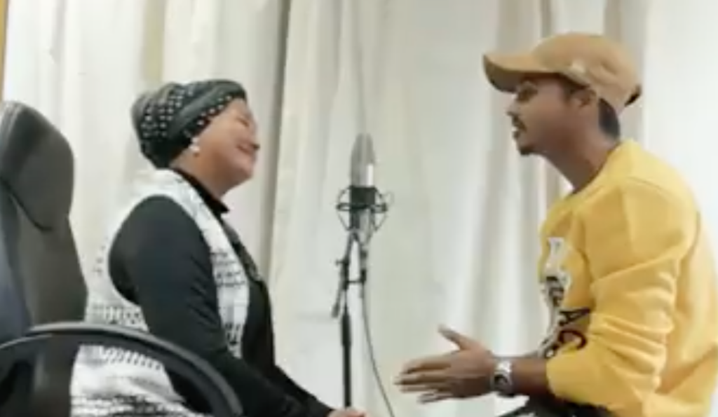 Capetonian mom and son duo rack up 2-million views