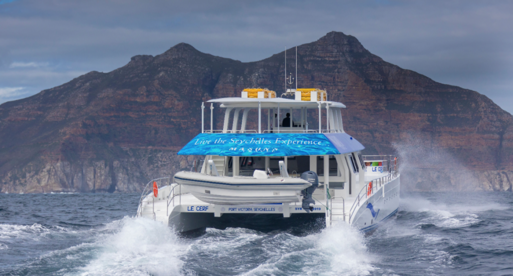 SA's biggest catamaran launches in Cape Town