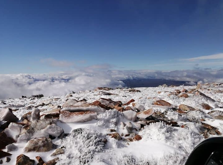 A week of rain and snow for Western Cape