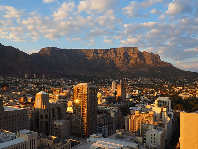 Table Mountain awarded Africa's Top Tourist Attraction
