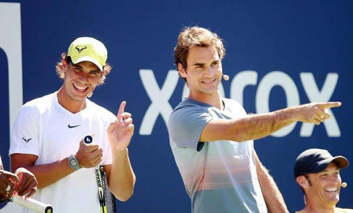 Federer And Nadal Plan Match In Cape Town
