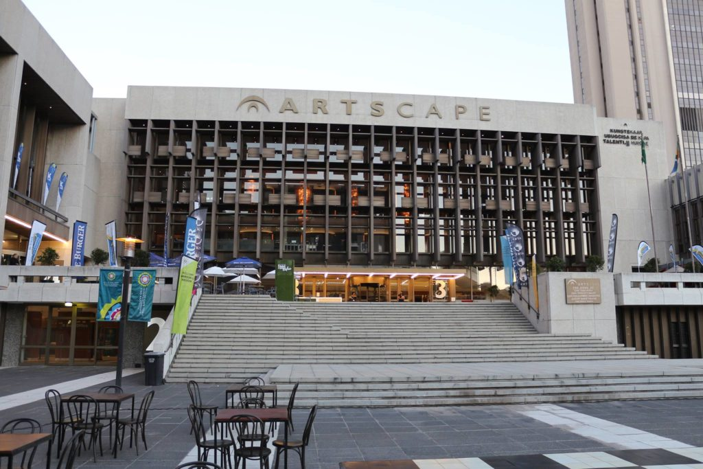 Artscape Theatre wins international award