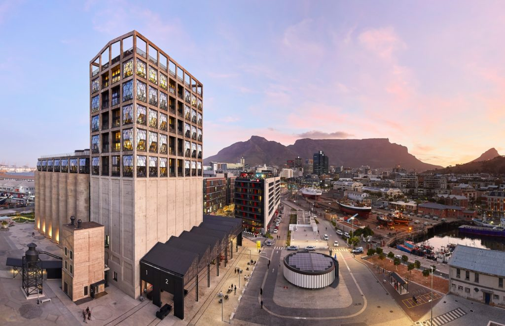 Zeitz MOCAA launches Instagram museum map