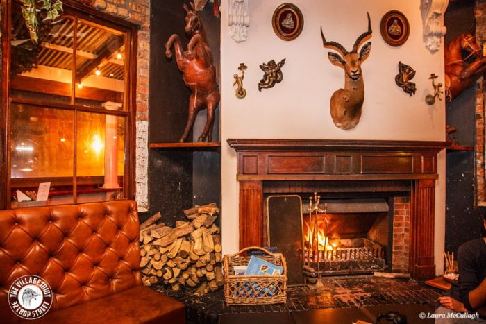 Cosy restaurants with fireplaces in Cape Town