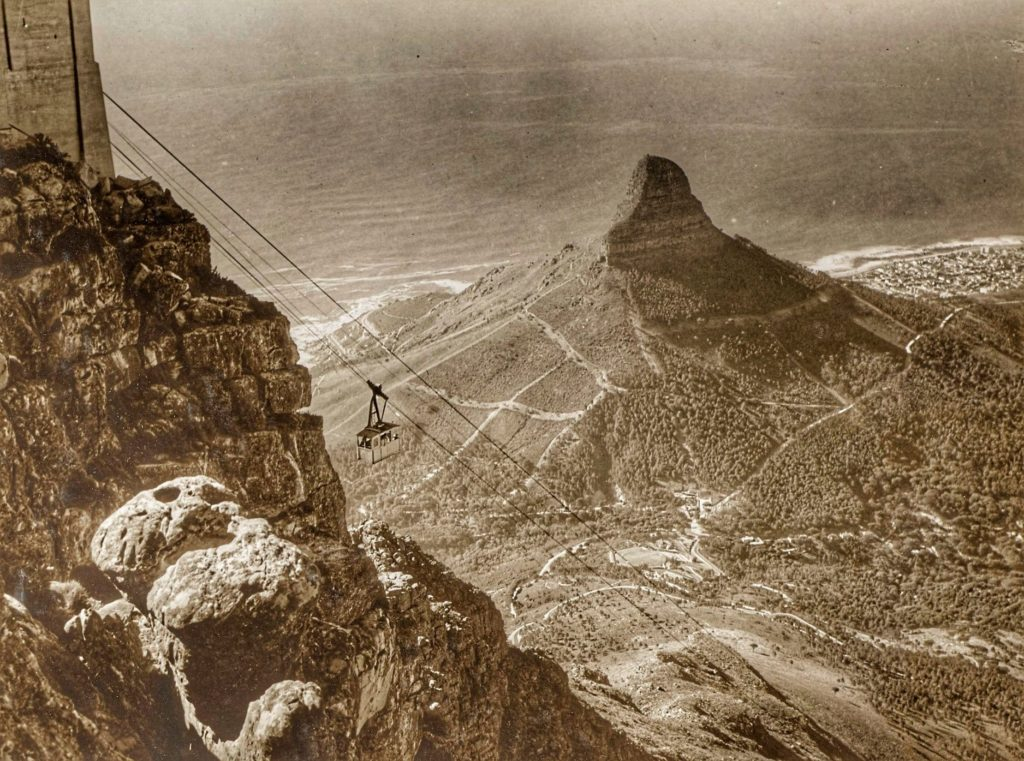 Pictures from Cape Town's past