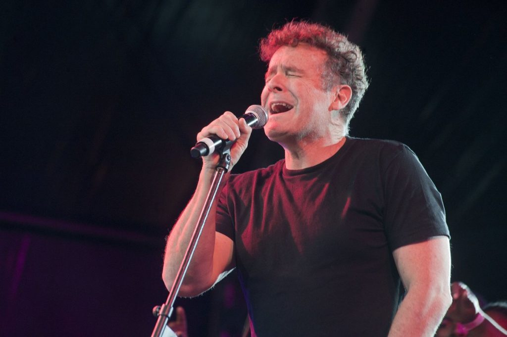 RIP Johnny Clegg