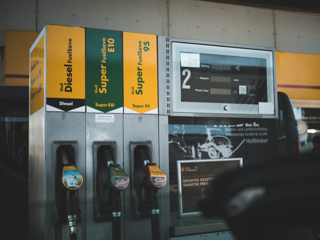 Tips for saving on petrol