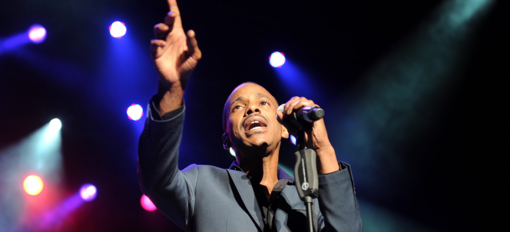 Tevin Campbell to perform at Grand West