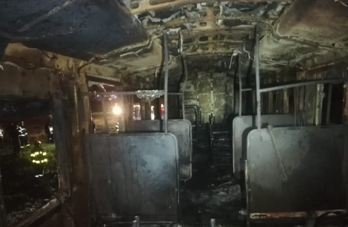 Another train goes up in flames in Cape Town