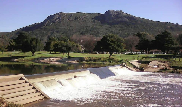 Cape dam levels increase dramatically