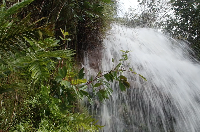 Water flows again in Cape Town
