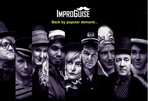 ImproGuise Presents: The Style High Club