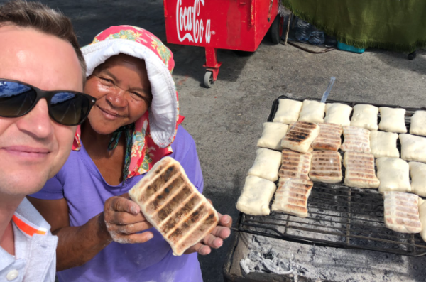 Local roosterkoek-maker aims for Italy