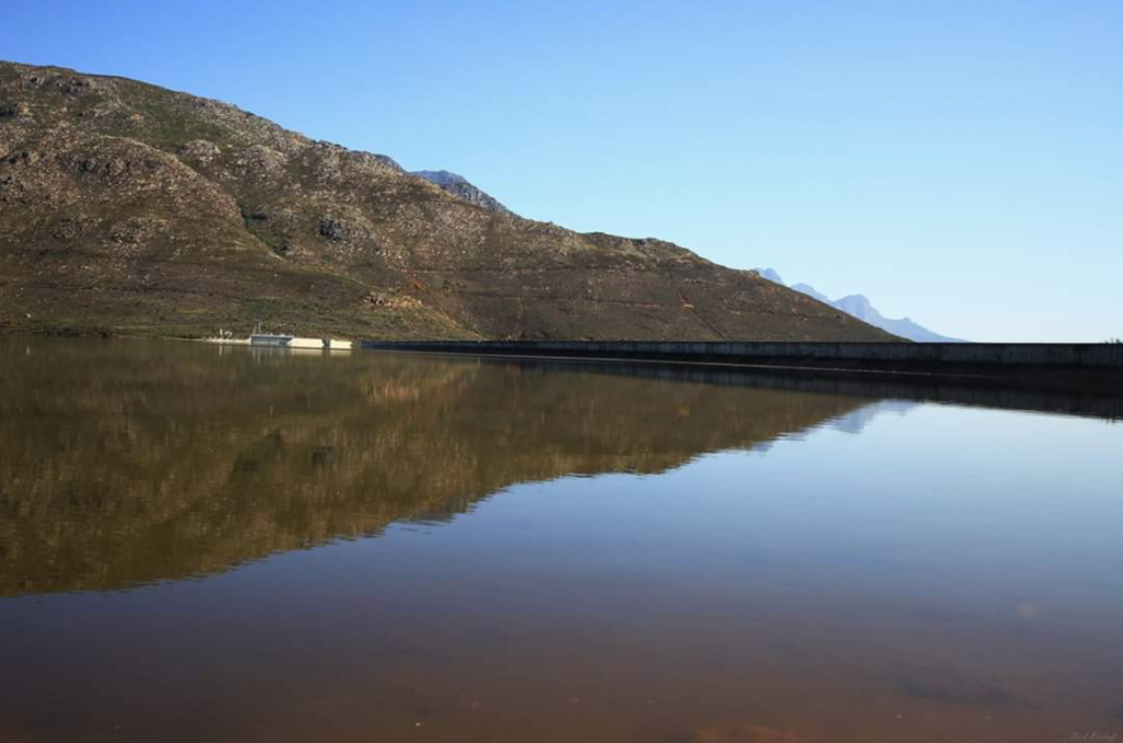 Cape dam levels near 75% mark