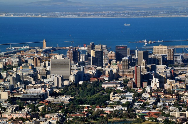 Cape CBD property and retail flourishes