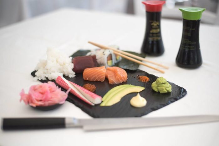 Head over to Blowfish for a super sushi experience