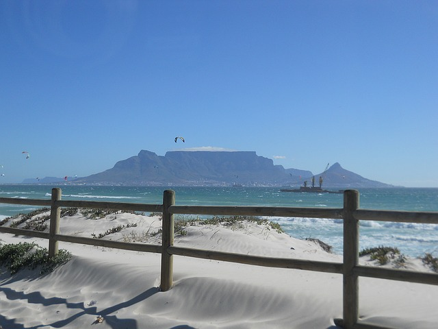 Cape Town named best city in Africa and Middle East