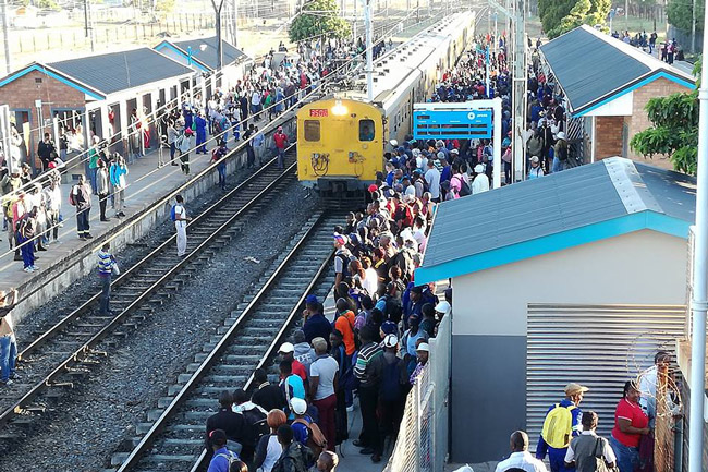 Planned Metrorail strike aims to turn rail service around