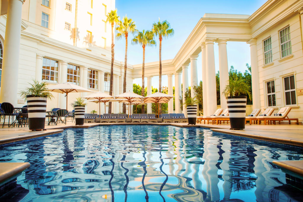 The Cullinan Hotel - an inner city oasis