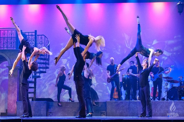 Burn The Floor sets the stage on fire in Cape Town