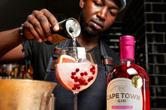 Channel the spirit of Cape Town's premier gin