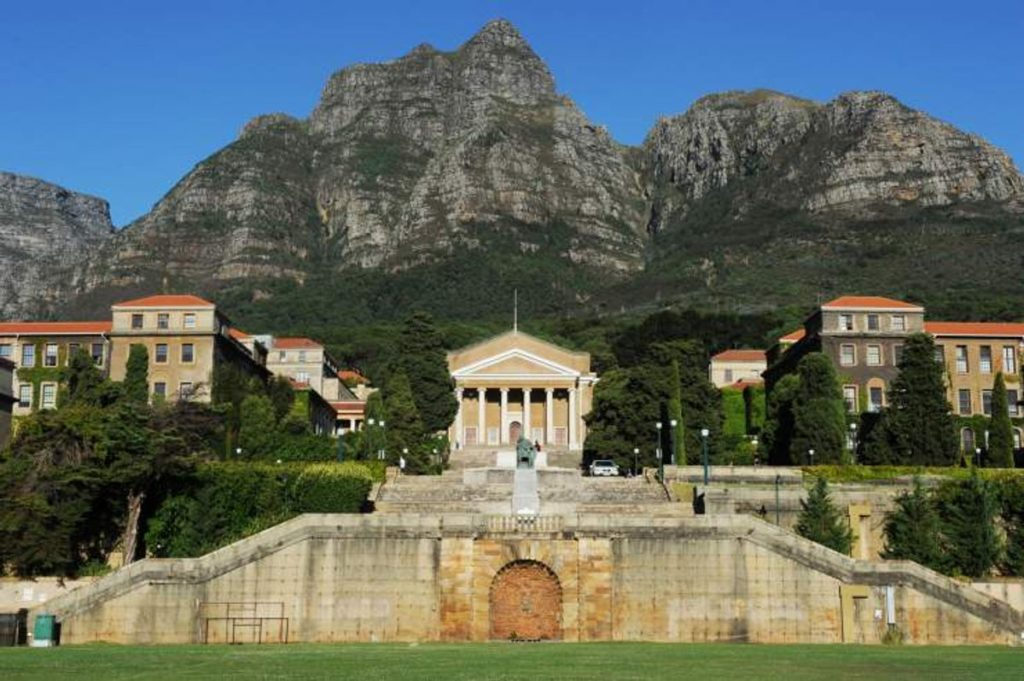 UCT - SA's highest ranked university