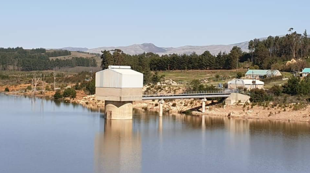 Cape dam levels finally pass 75%
