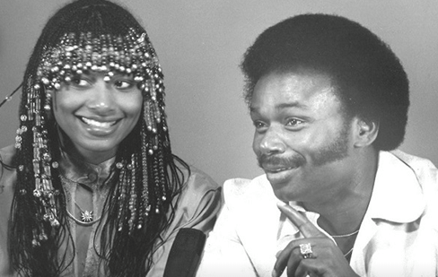 Peaches and Herb featuring the Stylistics